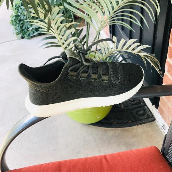 Tubular Shadow Olive Green Sneaker